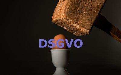 DSGVO von Hammer erschlagen